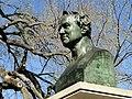 Alexander Von Humboldt Monument by Gustav Blaeser - Central Park, NYC - DSC06362.JPG