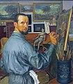 Alexandr Yakovlev (self-portrait, 1917, GTG).jpg