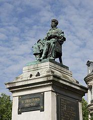 Monument to Alexandre Dumas, père