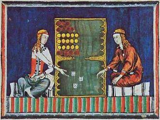Libro de los juegos - Seis, dos, y as