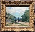 Alfred sisley, strada per louveciennes, 1873-74.jpg