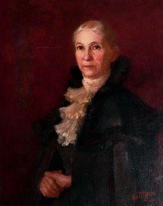 Alice Brown Chittenden - Image: Alice Brown Chittenden Ann Miriam Green Chittenden 1900