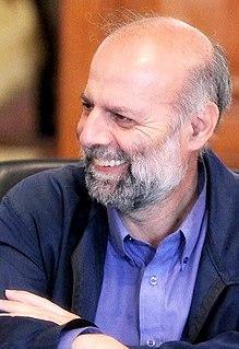 Alireza Mahjoub Iranian politician