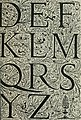 Alphabets old and new, for the use of craftsmen - with an introductory essay on Art in the alphabet (1898) (14579293309).jpg