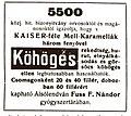 Alsó-Lendvai Híradó 1910-1, commercial.jpg