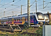 Alstom Coradia Continental S-Bahn Bremen Oldenburg Hbf