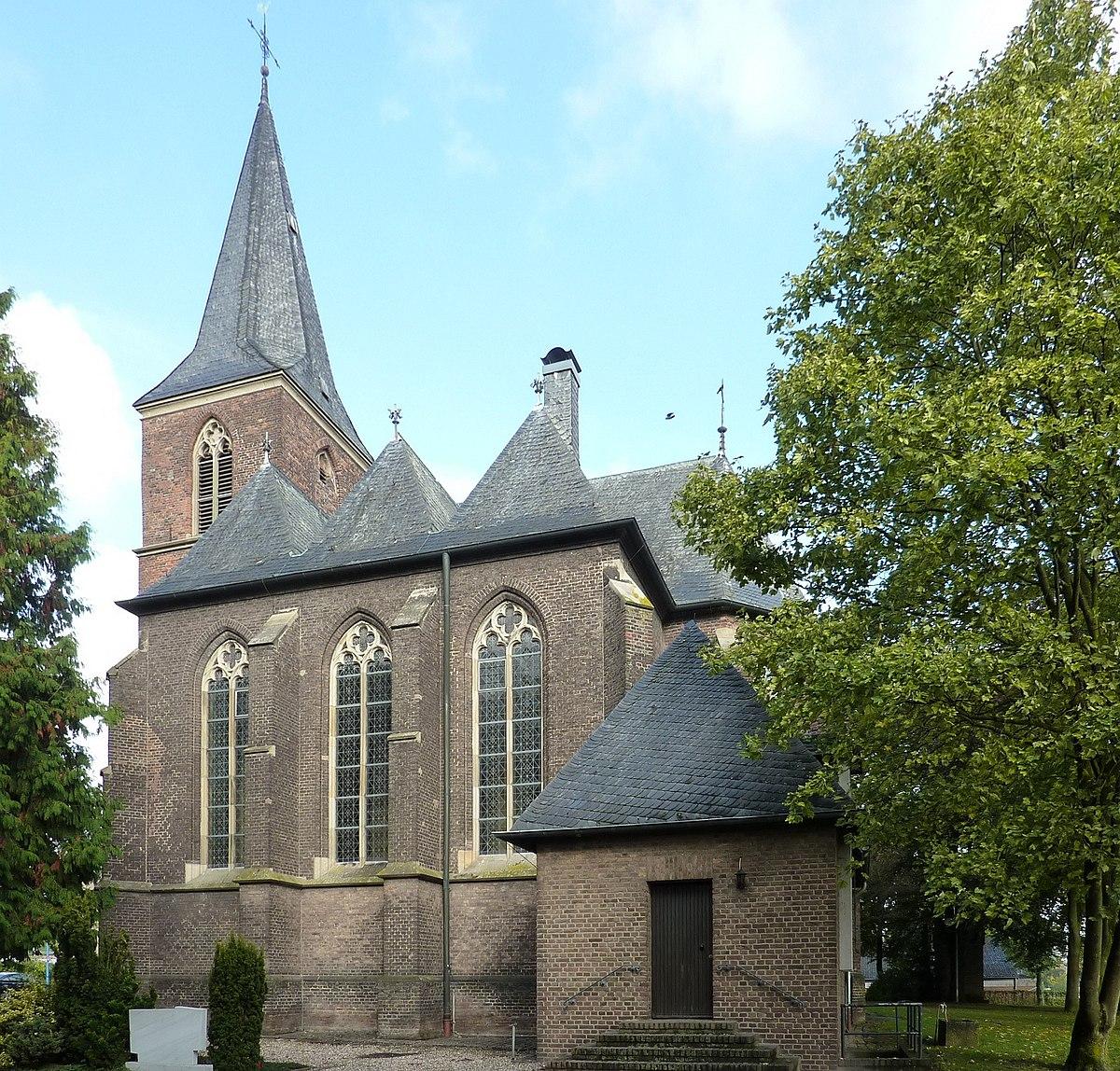 Alte katholische Pfarrkirche St. Antonius Abbas – Wikipedia