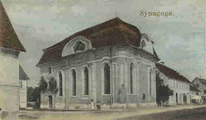 Synagogues of the Swabian type - Synagogue of Altenstadt, 1802/03