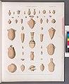 Altes Reich. 1 - 3. Vasen aus Gräbern von Giseh (Jîzah); 4 - 45. aus Gräbern von Saqâra (.Saqqârah) (NYPL b14291191-38165).jpg