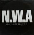 Alwayz into Somethin' (1991), by N.W.A.png
