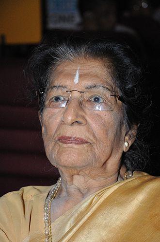 Amala Shankar - Amala Shankar in 2011