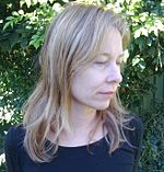 Amanda Brown (musician) in garden.jpg