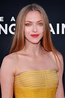 "Amanda Seyfried at the premiere of ""The Art of Racing In The Rain"" in Hollywood California August 2019"