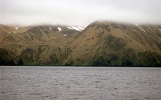 Amatignak Island - Amatignak coast