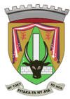 Coat of arms of Ambalavao