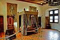 Amboise Chateau - King Henri II's Chamber-2.jpg