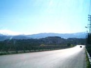 Amioun - Amioun highway