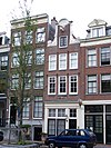 amsterdam bloemgracht 172 (and 174) across
