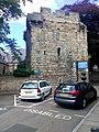 Ancient fortified vicars tower in Corbridge.jpg