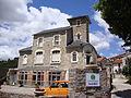 Andabre (Rosis, Hérault, Fr) mairie de Rosis.JPG