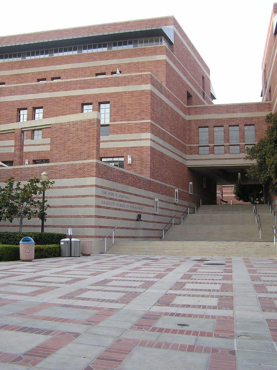 Anderson School of Managemnt UCLA
