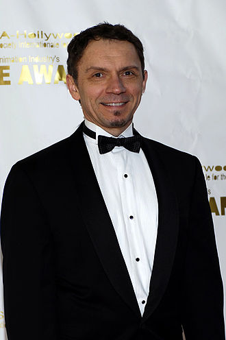 Andreas Deja - At the 35th Annie Awards in 2006
