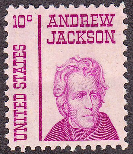 Andrew Jackson2 1967 Issue-10c