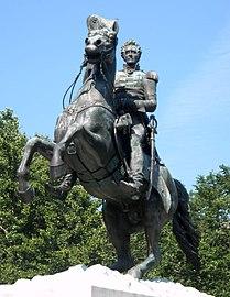 Andrew Jackson statue closeup.JPG