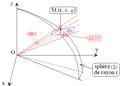 Angle solide sous lequel de O on voit une surface élémentaire.png