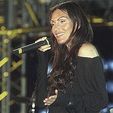 Anna Oxa al Festivalbar 2003