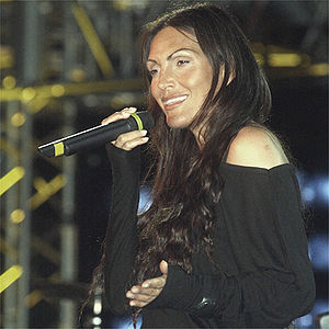 OGAE Second Chance Contest - Anna Oxa winner of the 1997 Second Chance Contest.