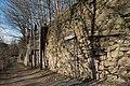 Annaberg, Stadtbefestigung, Stadtmauer, westlicher Abschnitt-20160407-005.jpg