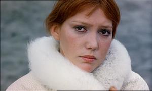 Anne Wiazemsky - Anne Wiazemsky in Il seme dell'uomo (1969).