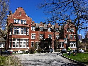 Annesley Hall - Image: Annesley Hall Toronto