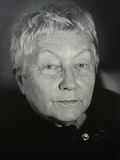 Annette Chalut French resistance fighter and physician