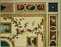 Anoniem, Detailontwerp voor de versiering van een plafond - Ébauche détaillée de décoration d'un plafond, KBS-FRB (CVH 474-4).jpg