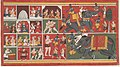 Anonymous - Krishna Killing the Elephant Kuvalayapida, from the Bhagavata Purana Book Ten - 2001.138.52 - Yale University Art Gallery.jpg