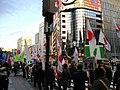 Anti-Chinese government rally on 6 November 2010 at Hibiya 06.jpg