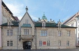 Antiguo ayuntamiento, Bratislava, Eslovaquia, 2020-02-01, DD 34.jpg