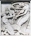 Antoine Bourdelle, 1910-12, La Musique, bas-relief, Théâtre des Champs-Élysées, Paris DSC09325.jpg