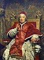 Anton Raphael Mengs - Bildnis Papst Clement XIII., 1758.jpeg