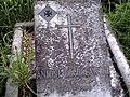 Antoni Bogusławski's grave in Old Brompton Cemetery, London.jpg