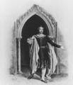Antonio Tamburini as Valdeburgo in Bellinis La straniera, Milan 1829.png
