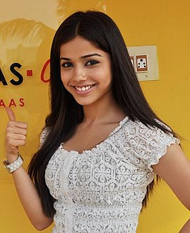 Aparnaa Bajpai at a public relations event