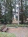 Apolda Friedhof Kriegsgräber Kreuz.JPG