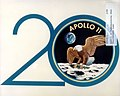 Apollo 11 20th anniversary logo (8902815).jpg