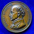 Archduke John of Austria 1848 Frankfurt Br.- Medal, obverse.jpg