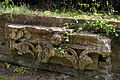 Architectural feature Gibberd Garden Essex England 01.JPG