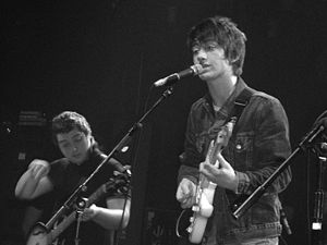 Arctic Monkeys @ NME Tour 2006 - Newcastle Aca...