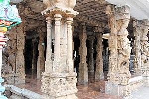 Ardhanareeswarar temple, Tiruchengode - Image: Ardhanareeswarar temple, Tiruchengode (7)
